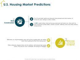 US Housing Market Predictions Austin Ppt Powerpoint Presentation Show Gallery