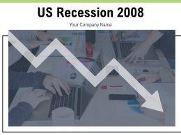 US Recession 2008 Powerpoint Presentation Slides