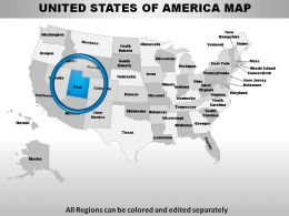 usa_utah_state_powerpoint_maps_Slide01