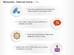 Usb Communication Web Development Download Mail Ppt Icons Graphics