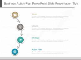Use Business Action Plan Powerpoint Slide Presentation Tips