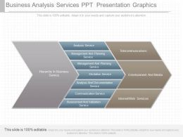 Use Business Analysis Services Ppt Presentation Graphics