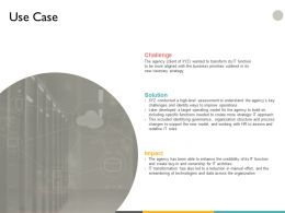 Use Case Category Ppt Powerpoint Presentation File Background