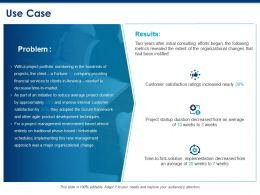 Use Case Gears Ppt Powerpoint Presentation Outline Background Images