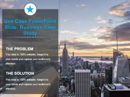Use Case Powerpoint Slide Business Case Study Ppt Slide