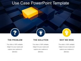 Use Case Powerpoint Template