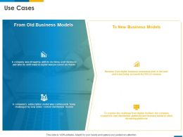 Use Cases Revenue Growth Ppt Powerpoint Presentation Styles Model