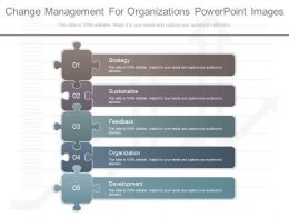 Use Change Management For Organizations Powerpoint Images
