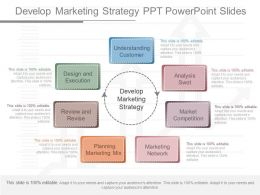 Use Develop Marketing Strategy Ppt Powerpoint Slides