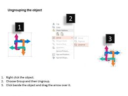 use_four_arrows_infographics_for_process_flow_flat_powerpoint_design_Slide03