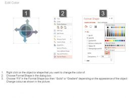 use_four_staged_arrow_circle_diagram_flat_powerpoint_design_Slide02