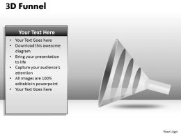 Use Funnel Diagram For Process Control