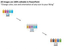 58336547 Style Layered Horizontal 5 Piece Powerpoint Presentation Diagram Infographic Slide