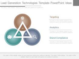Use Lead Generation Technologies Template Powerpoint Ideas