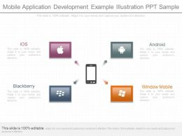 Use Mobile Application Development Example Illustration Ppt Sample