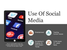 Use Of Social Media Ppt Background Images