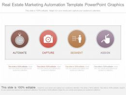 Use Real Estate Marketing Automation Template Powerpoint Graphics