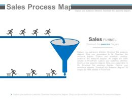 99782966 Style Layered Funnel 1 Piece Powerpoint Presentation Diagram Infographic Slide