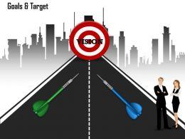 Use Target Dart Road Map For Busines 0214