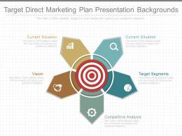 use_target_direct_marketing_plan_presentation_backgrounds_Slide01