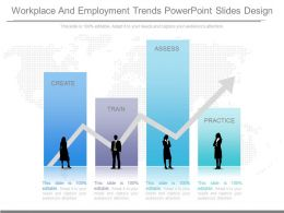 Use Workplace And Employment Trends Powerpoint Slides Design