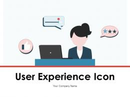 User Experience Icon Service Optimization Performing Employee Application Process
