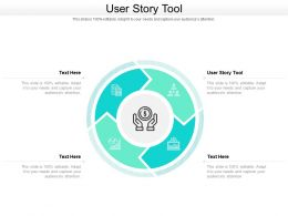 User Story Tool Ppt Powerpoint Presentation Inspiration Cpb