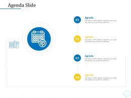 Using Chatbot Marketing Capturing More Leads Agenda Slide Ppt Powerpoint Presentation Deck