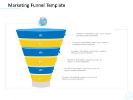 Using Chatbot Marketing Capturing More Leads Marketing Funnel Template Ppt Powerpoint Presentation Rules