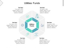 Utilities Funds Ppt Powerpoint Presentation Inspiration Infographics Cpb