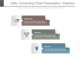 Utility Computing Chart Presentation Graphics