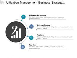 Utilization Management Business Strategy Portfolio Management Digital Marketing Strategy Cpb