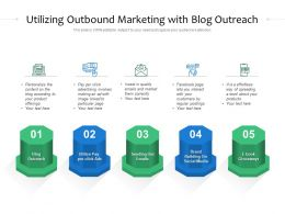 Utilizing Outbound Marketing With Blog Outreach