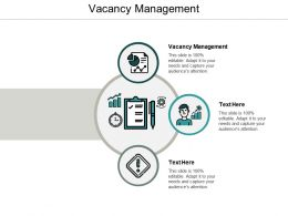 Vacancy Management Ppt Powerpoint Presentation Inspiration Guide Cpb