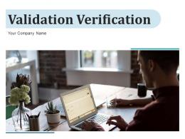 Validation Verification Acceptance Evaluating Performance Organization Software