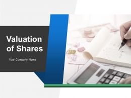 Valuation Of Shares Powerpoint Presentation Slides