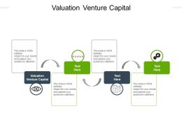 Valuation Venture Capital Ppt Powerpoint Presentation File Graphics Cpb