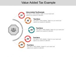 Value Added Tax Example Ppt Powerpoint Presentation Infographics Slideshow Cpb