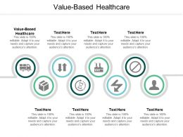 Value Based Healthcare Ppt Powerpoint Presentation Summary Icons Cpb