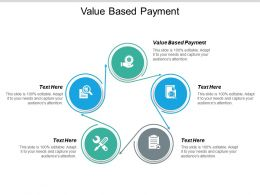 Value Based Payment Ppt Powerpoint Presentation Professional Master Slide Cpb