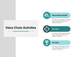 Value Chain Activities Ppt Powerpoint Presentation Gallery Background Images Cpb