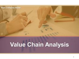 Value Chain Analysis Powerpoint Presentation Slides