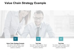 Value Chain Strategy Example Ppt Powerpoint Presentation Pictures Vector Cpb