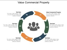 Value Commercial Property Ppt Powerpoint Presentation Styles Good Cpb