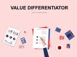 Value Differentiator Flexibility Transparency Quality Technology