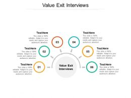 Value Exit Interviews Ppt Powerpoint Presentation File Show Cpb