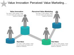 Value Innovation Perceived Value Marketing Sales Business Development Cpb