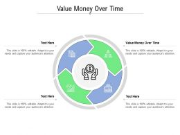 Value Money Over Time Ppt Powerpoint Presentation Pictures Smartart Cpb