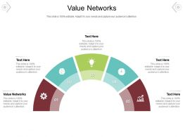 Value Networks Ppt Powerpoint Presentation Templates Cpb