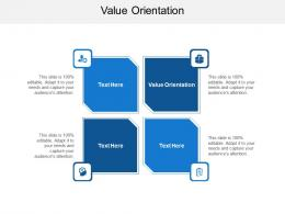 Value Orientation Ppt Powerpoint Presentation Styles Topics Cpb